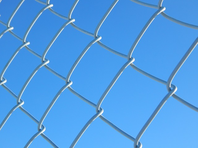 Chain link Fence Enviropost Australia